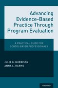 Cover for Advancing Evidence-Based Practice Through Program Evaluation - 9780190609108