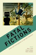 Cover for Fatal Fictions - 9780190610784