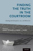 Cover for Finding the Truth in the Courtroom - 9780190612016