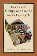Cover for Device and Composition in the Greek Epic Cycle