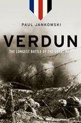 Cover for Verdun - 9780190619718