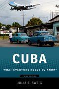 Cover for Cuba - 9780190620370
