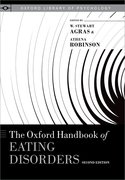 Cover for The Oxford Handbook of Eating Disorders