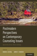Cover for Postmodern Perspectives on Contemporary Counseling Issues - 9780190621629