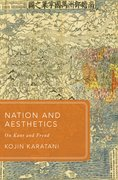 Cover for Nation and Aesthetics