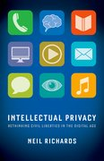 Cover for Intellectual Privacy - 9780190623388