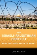 Cover for The Israeli-Palestinian Conflict - 9780190625337