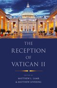 Cover for The Reception of Vatican II - 9780190625801