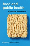 Cover for Food and Public Health