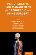 Cover for Perioperative Pain Management for Orthopedic and Spine Surgery