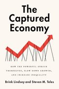 Cover for The Captured Economy - 9780190627768
