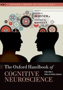 Cover for Oxford Handbook of Cognitive Neuroscience