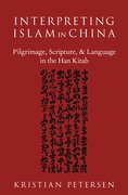 Cover for Interpreting Islam in China