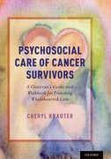 Cover for Psychosocial Care of Cancer Survivors