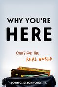 Cover for Why You're Here - 9780190636746