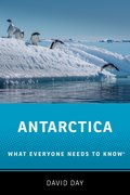 Cover for Antarctica