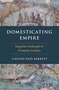 Cover for Domesticating Empire