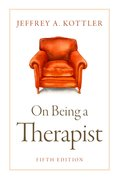 Cover for On Being a Therapist - 9780190641542