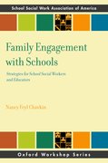 Cover for Family Engagement with Schools - 9780190642129