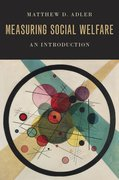 Cover for Measuring Social Welfare