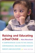 Cover for Raising and Educating a Deaf Child, Third Edition