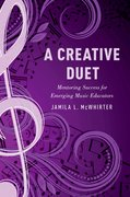 Cover for A Creative Duet - 9780190645748