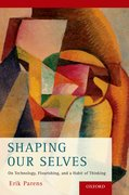 Cover for Shaping Our Selves