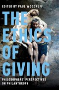 Cover for The Ethics of Giving