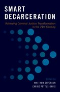 Cover for Smart Decarceration - 9780190653095
