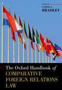 Cover for The Oxford Handbook of Comparative Foreign Relations Law