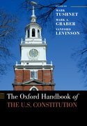 Cover for The Oxford Handbook of the U.S. Constitution - 9780190654535
