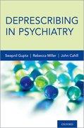 Cover for Deprescribing in Psychiatry