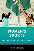 Cover for Women's Sports - 9780190657710