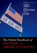 Cover for The Oxford Handbook of Religion and American Politics - 9780190657871