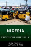 Cover for Nigeria