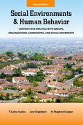 Cover for Social Environments and Human Behavior