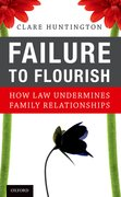 Cover for Failure to Flourish - 9780190658793