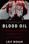 Cover for Blood Oil - 9780190659967