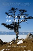 Cover for Saving the Sacred Sea