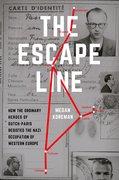 Cover for The Escape Line