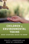 Cover for Children and Environmental Toxins - 9780190662646