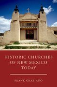 Cover for Historic Churches of New Mexico Today