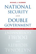 Cover for National Security and Double Government - 9780190663995
