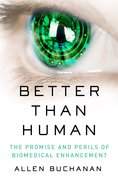 Cover for Better than Human