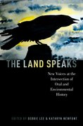 Cover for The Land Speaks - 9780190664527
