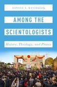 Cover for Among the Scientologists