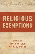 Cover for Religious Exemptions