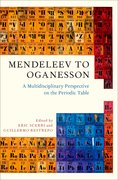 Cover for Mendeleev to Oganesson - 9780190668532