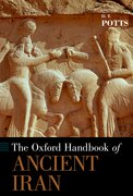 Cover for The Oxford Handbook of Ancient Iran