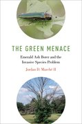 Cover for The Green Menace - 9780190668921
